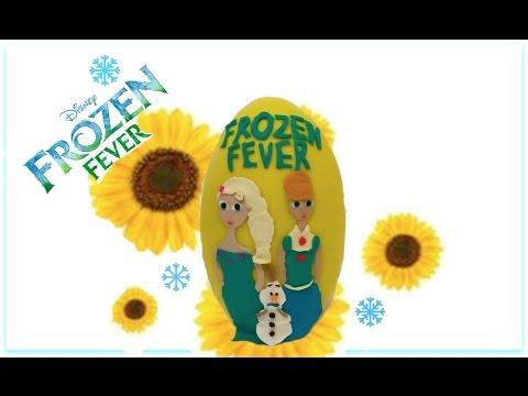 giant-egg-frozen-fever-made-of-playdoh- -frozen-&-shopkins-surprises