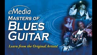 eMedia Masters of Blues Guitar - Learn How To Play Blues Guitar with Classic Blues Guitar Songs