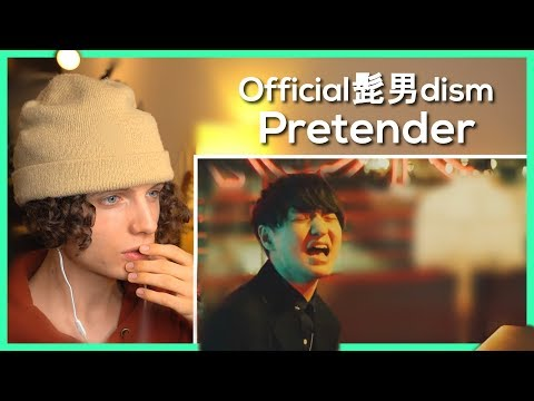 Official髭男dism - Pretender[Official Video]• リアクション動画 • Reaction Video | FANNIX