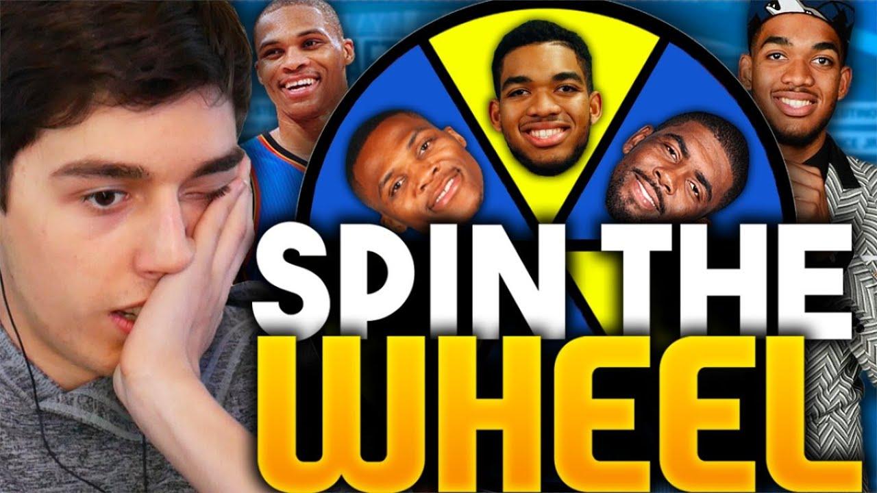 Spin The Wheel Nba