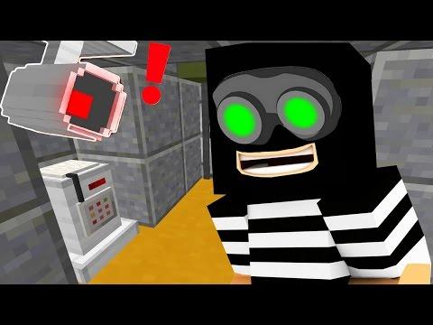 LE PIRE VOLEUR DE TOUS LES TEMPS ! | The Heist ! #1