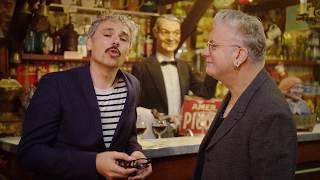 NICOLAS MORO & SANSEVERINO : Du mal à se taire (Clip)