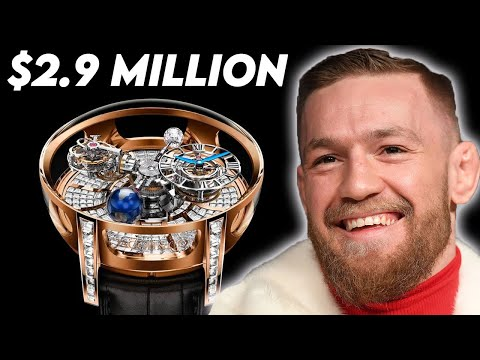 conor-mcgregor-drops-$1-million-usd-at-jacob-&-co-on-a-new-watch- -new-channel- -famous-fashion