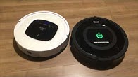 9a27b762e663b8 Domadoo - Comparaison iRobot Roomba 774 VS Amibot Pure H2O - Duration: 55  seconds.