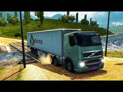 Estradas Brasileiras - Euro Truck Simulator 2