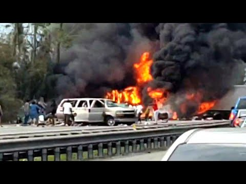 5 Disney-Bound Children Die in Florida Highway Crash