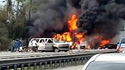 5 Disney-Bound Children Die in Florida Highway Crash