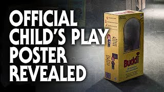 Video Official Child's Play (2019) Poster Reveal Has Chucky Fans Divided download MP3, 3GP, MP4, WEBM, AVI, FLV November 2018