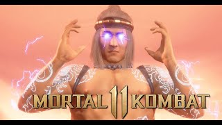 Mortal Kombat 11 Fire God Lui Kang Defeats Kronika (#MK11)