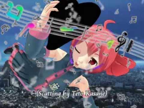 【Kasane Teto】SCATMAN'S WORLD -SCATMAN_TETO-【Cover Song】