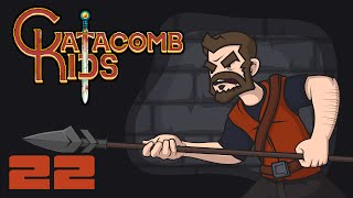 Get Buff - Let's Play Catacomb Kids Early Access - Part 22