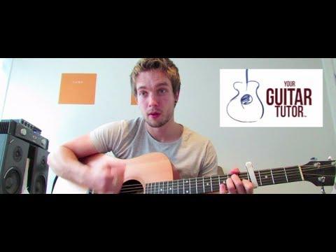 Youre Nobody Til Somebody Loves You Guitar Chords By James Arthur