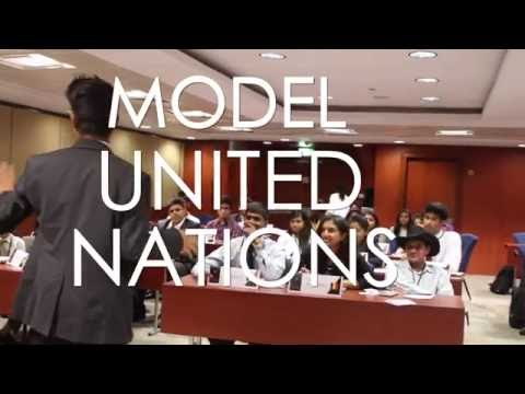 The MUN Experience | One MUN Expo 2016