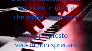 CLAUDIO BAGLIONI - 10 DITA (TESTO)