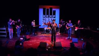 Charles Bradley And His Extraordinaires Strictly Reserved For You Live On KEXP