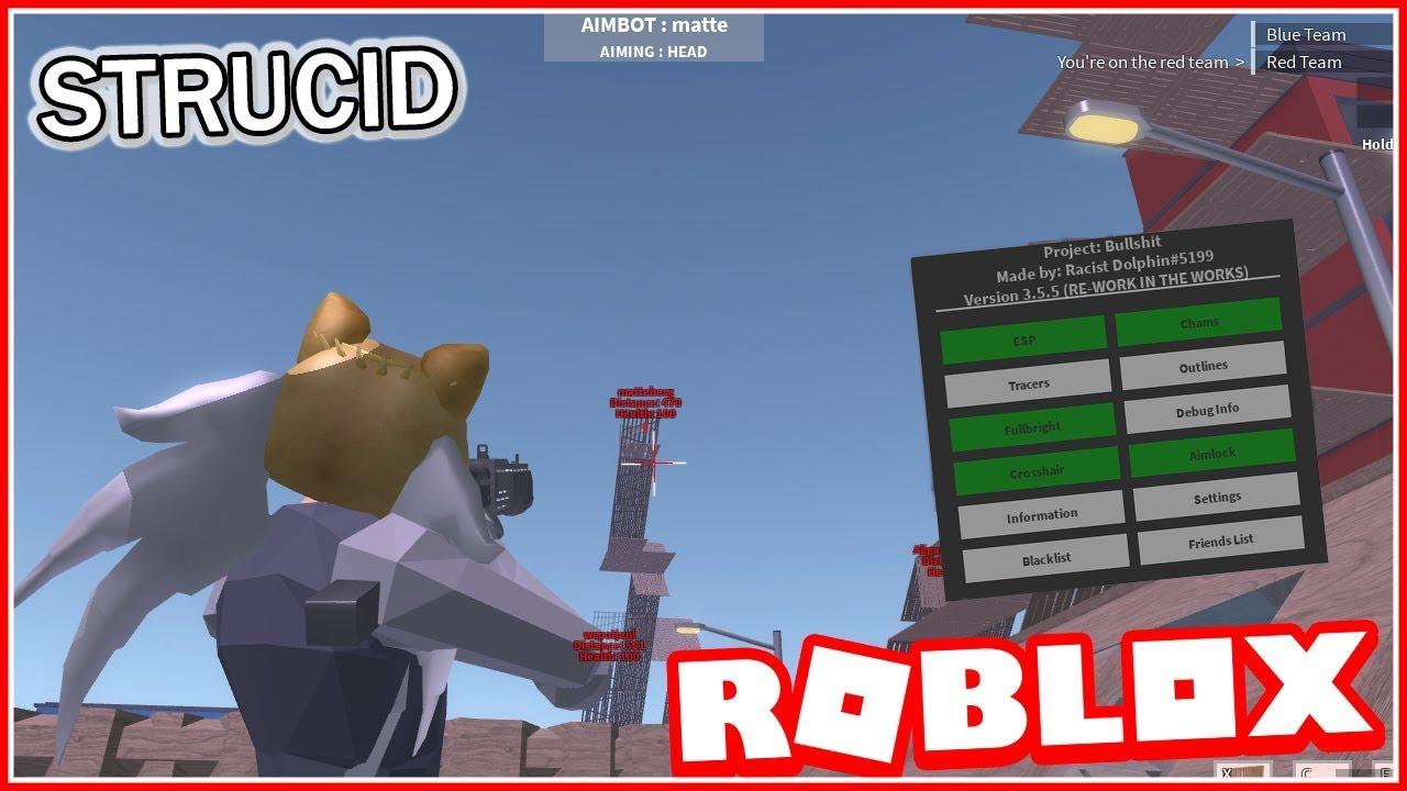 [NEW] ROBLOX HACK/SCRIPT! | STRUCID | 😱 AIMBOT, ESP ...