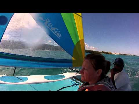 Jewel Dunn's River Beach Resort - Hobie Cat Ride