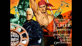 Honest Domminique / Jean Lafitte the Pirate - The Buccaneer (Ost) [1958]