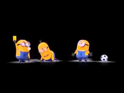 Gambar Minions Banana Lucu Banget Video Minion Versi Bergerak Animasi