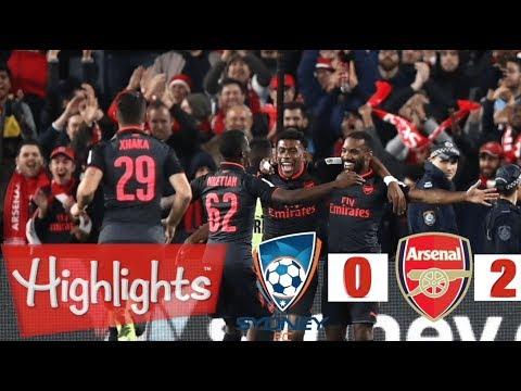Sydney FC vs Arsenal 0-2 - All Goals & Extended Highlights | pre-season friendly
