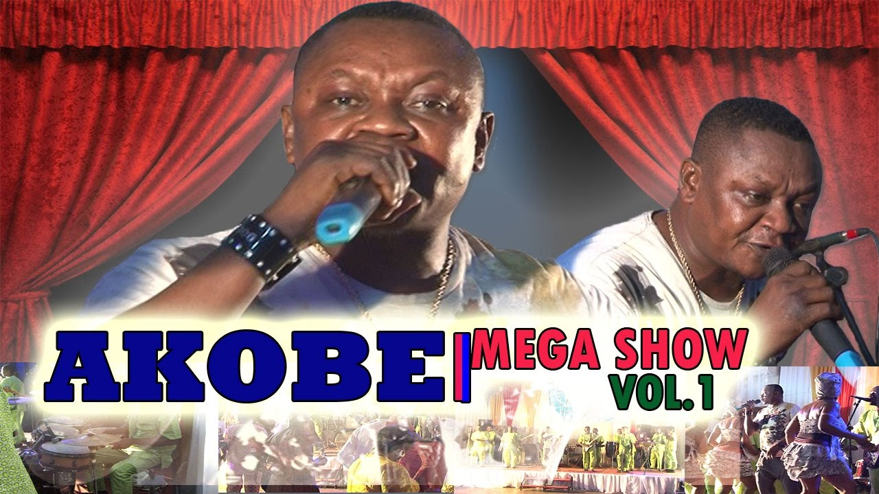 Akobe Mega Show Vol 1 - Latest Edo Music Video Collection