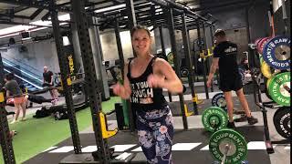 Deadlifting 70kg Nov 2018