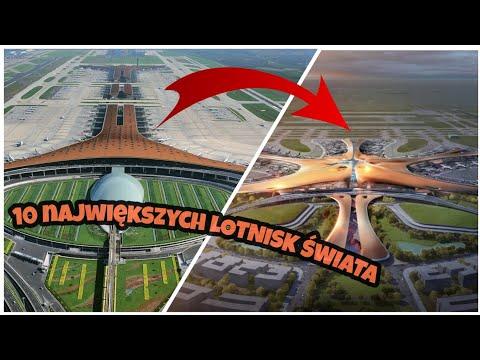 Największe Lotniska świata