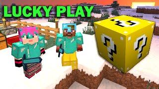 ч.03 Опасные битвы в Minecraft - Каламбурные монстры