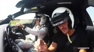 Felipe Massa & Valtteri Bottas make Fast Friends with David Gandy