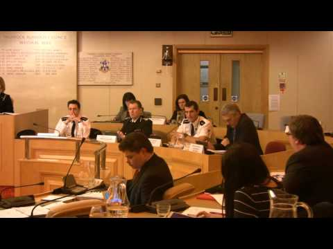 Essex Chief Constable speaks to Thurrock Council