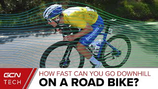 Terminal Velocity | How Fast Can You Actually Descend On A Road Bike?