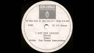 Rap Genius Association - I Got The Groove (Instrumental) *Rare*