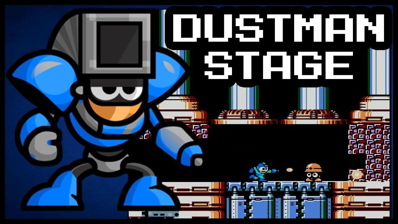 Megaman 4 Nes Dustman Hd Full Stage Walkthrough Youtube
