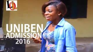 Uniben admission 2016(mc Jamesdon livfe in uniben)