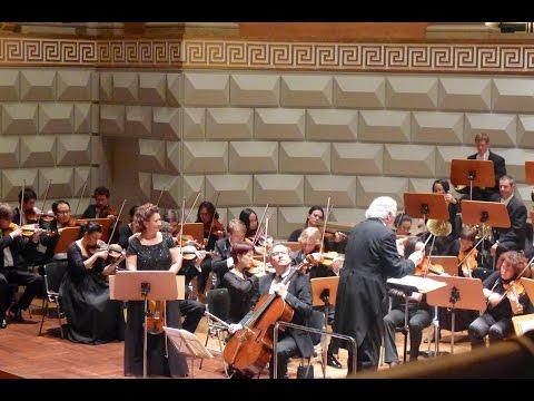 Brahms Doppelkonzert, 1. Satz, Ervis Gega & Alexander Huelshoff