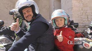 Party in moto a Bari, più di 300 a San Nicola: