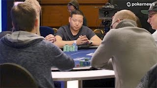 Jasper Meijer van Putten Left his Chips on Day 1 & Final Tabled