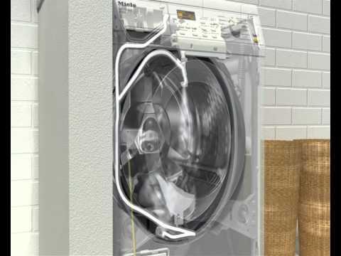 miele w 5967 wps ecocomfort lave linge vid o produit youtube. Black Bedroom Furniture Sets. Home Design Ideas