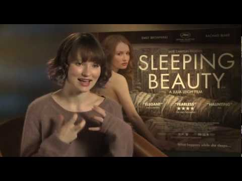 Emily Browning Interview -- Sleeping Beauty | Empire Magazine