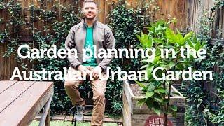 Australian Urban Garden planning