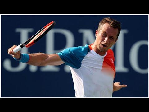 Tennis, US Open: Philipp Kohlschreiber scheidet gegen Kei Nishikori aus