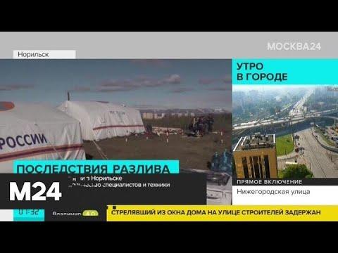 Последние новости из регионов России - Москва 24