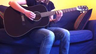 L490 Acoustic Guitar Cover + Tabs - 30 Seconds To Mars