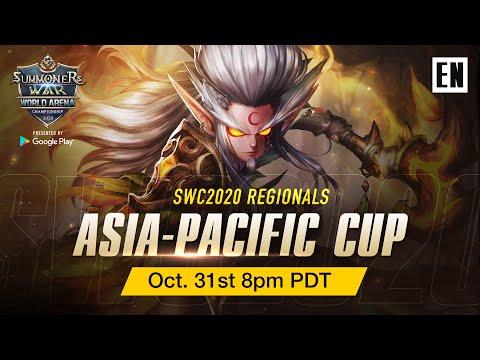 [EN] SWC2020 ASIA-PACIFIC CUP  | Summoners War | 서머너즈워