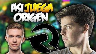 ASÍ ES COMO JUEGA EL NUEVO ORIGEN!!   OG vs XL   European Masters Español