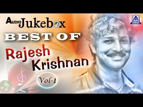 Best of Rajesh Krishnan - VOL 1 I Audio Jukebox I Akash Audio