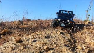 1/6 Scale RC Wrangler Rubicon TJ jeep