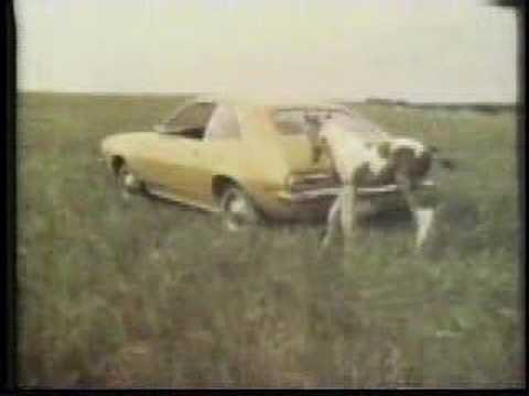 Old Ford Pinto Commercial
