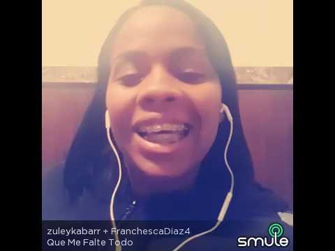 Aqui cantando von Zuleika