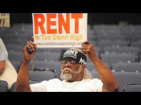 THE RENTS TOO HIGH SONG! Jimmy McMillan